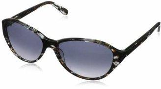 Kensie Women's in The Dark Oval Sunglasses