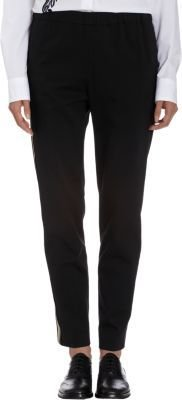 Dries Van Noten Gabardine Track Pants