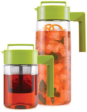 Takeya Iced Tea Maker, Flash Chill Tea Maker and Chilling Pitcher Set