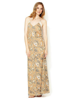 Winter Kate Swan Cotton Maxi Dress