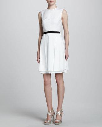 Jason Wu Fit-and-Flare Dress