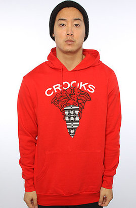 MeDusa Crooks and Castles The Mayan Pullover