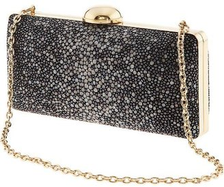 Banana Republic Amelia box clutch