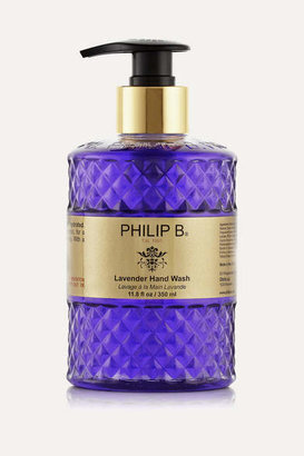 Philip B - Lavender Hand Wash, 350ml $30 thestylecure.com