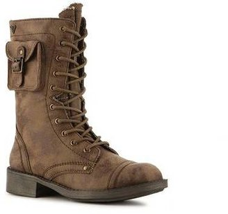 Roxy Jagger Combat Boot