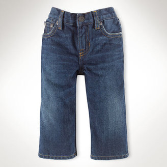 Ralph Lauren Classic-Fit Snowden-Wash Jean