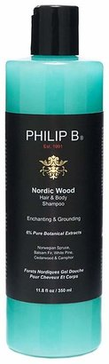 Philip B Nordic Wood Hair & Body Shampoo $35 thestylecure.com