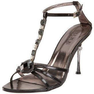 Pleaser USA Women's Jewel-31 Closed Back T-Strap Sandal