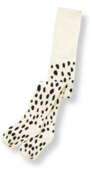 Janie and Jack Dalmatian Dot Tight