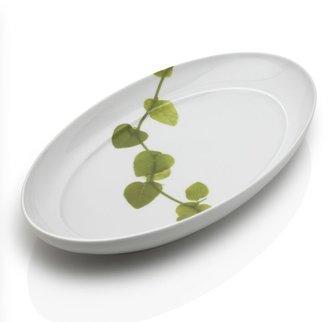 Mikasa Daylight 15.75 Inch Oval Platter