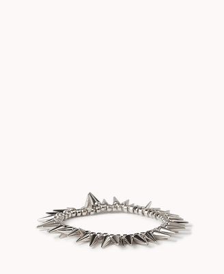 Forever 21 Spiked Stretch Bracelet