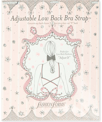 Fashion Forms Adjustable low back bra strap