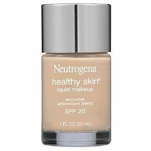 Neutrogena Healthy Skin Liquid Makeup SPF 20, Natural Ivory