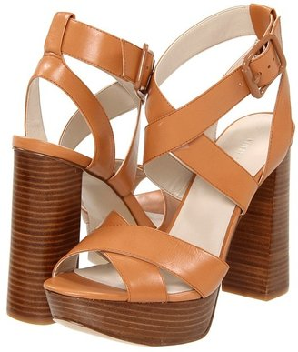Nine West Footsteps (Natural Leather) - Footwear