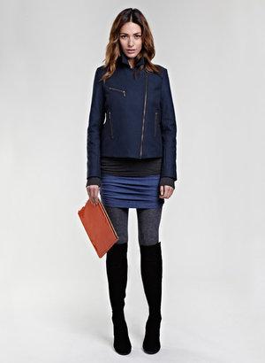 Isabella Oliver Romee Biker Jacket
