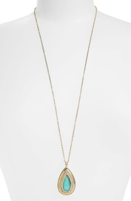 Anna Beck 'Gili' Teardrop Pendant Necklace