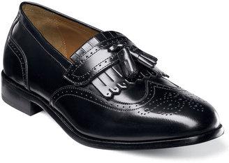 florsheim brinson mens slip on dress shoes shopstyle