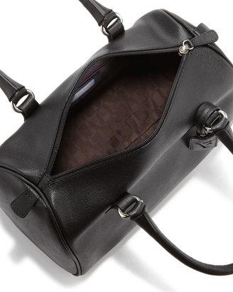 Furla D-Light Medium Satchel Bag, Onyx