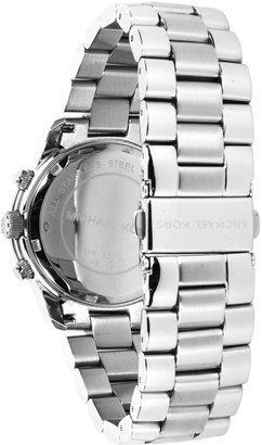 Michael Kors Runway Stainless Steel Women's Chronograph Watch