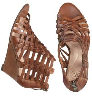 Johnston & Murphy Maria Gladiator Sandal