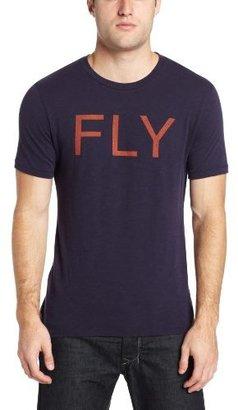 Aviator Men's Fly Crew Neck Graphic