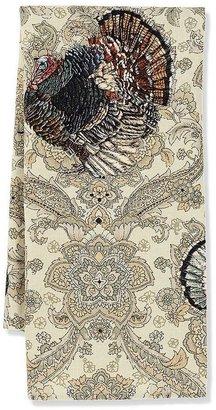 Williams-Sonoma Turkey Paisley Print Towels