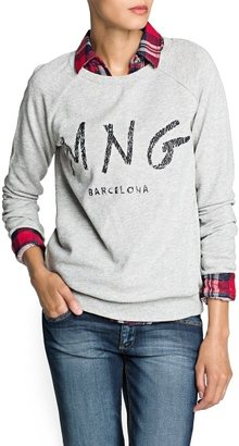 MANGO Outlet Mng Barcelona Sweater