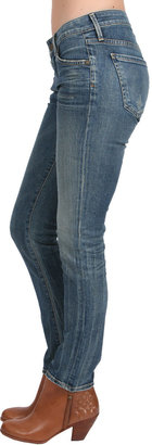 Citizens of Humanity Racer Low Rise Skinny in Slash