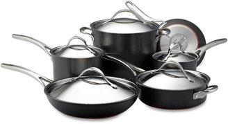 Anolon Nouvelle 11-Piece Cookware Set