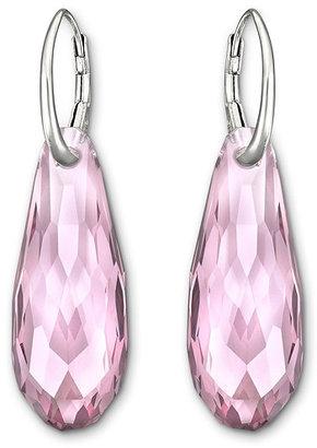 Swarovski Pure Rose Pierced Earrings
