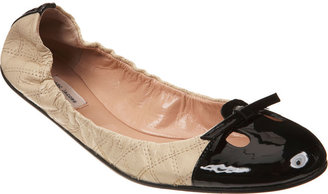 Marc Jacobs Quilted Mouse Ballet