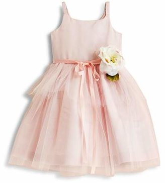 Us Angels Girls' Ballerina Dress - Little Kid