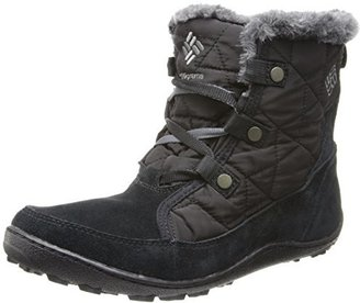 Columbia Women's Minx Shorty Omni-Heat Winter Boot $90 thestylecure.com
