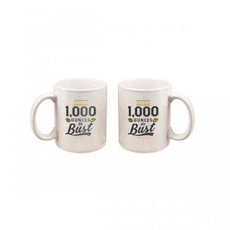 Gold Rush 1000 Ounces or Bust Mug