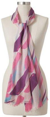 JLO by Jennifer Lopez Kohl's cares geometric scarf