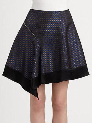 Elizabeth and James Hennison Jacquard Skirt