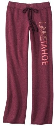 Mossimo Juniors Fleece Pants - Assorted Colors
