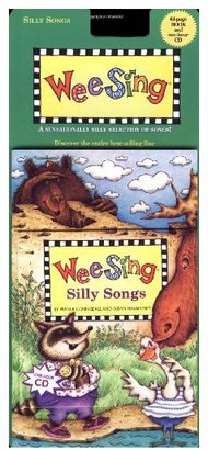 Wee Sing Silly Songs (Book+CD)
