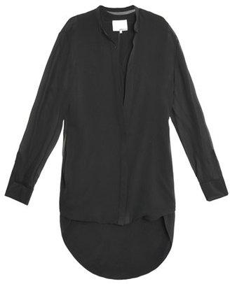 3.1 Phillip Lim Layered silk shirt dress