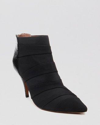 Donald J Pliner Pointed Toe Booties - Turk High Heel