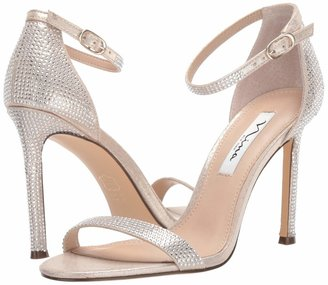 Nina Women's Crista Peep-Toe Sandal