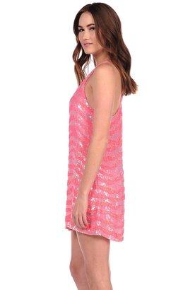 Parker Sage Dress