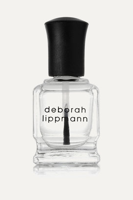 Deborah Lippmann - Quick-dry Top Coat - Addicted To Speed $20 thestylecure.com