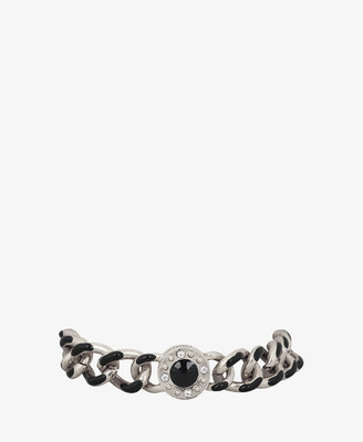 Forever 21 Painted Curb Chain Bracelet