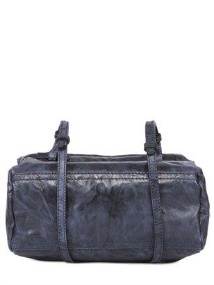 Givenchy Mini Pandora Washed Leather Shoulder Bag