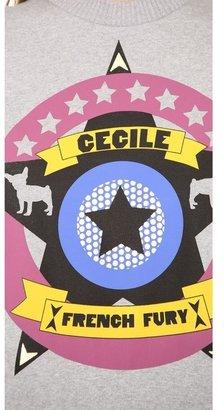 Etre Cecile Sheriff Sweatshirt