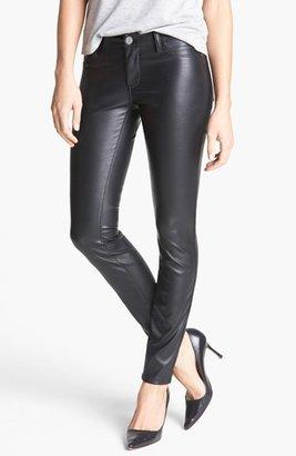 Women's Blanknyc Faux Leather Skinny Pants $98 thestylecure.com