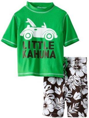 Carter's Watch the Wear Little Boys' Boy Kauna RG Set