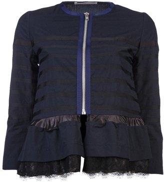 Sacai Luck Peplum jacket