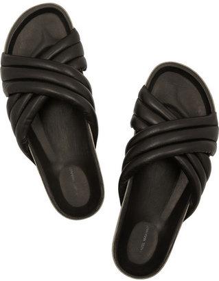 Isabel Marant Holden leather slides